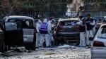 Estambul: cinco heridos tras explosión cerca de comisaría - Noticias de coche bomba