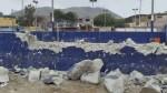 Chorrillos: denuncian que se construirá estacionamiento en losa deportiva - Noticias de playa villa