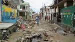Huracán Matthew: estragos causados en el Caribe y Estados Unidos - Noticias de carolina cubas