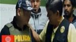 Policía peruana rescató a ecuatoriano que fue secu...