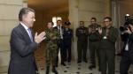 Santos anunció que donará dinero del Premio Nobel a víctimas del conflicto - Noticias de juan mayo