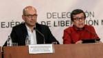 Colombia: Gobierno y ELN iniciarán diálogos de paz el 27 octubre en Ecuador - Noticias de mauricio montes