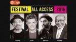 Festival All Access: ¿Quieres ganar entradas? América tvGO te lleva al concierto - Noticias de jorge estrella