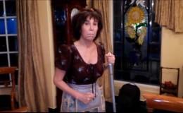 Florinda Meza volvió a interpretar a la 'Chimoltrufia'