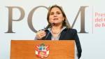 Ministra de Justicia: Julia Príncipe no recibirá doble sueldo - Noticias de julia principe
