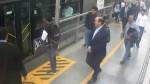 Fernando Zavala usó el Metropolitano para ir a Independencia - Noticias de aumento de sueldo