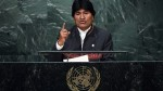 """Evo Morales: """"Chile hace que Bolivia pierda millones por salida al mar"""" - Noticias de onu"""