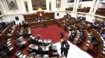 Congreso debate hoy adelantar aumento de sueldo para policías y FF.AA. - Noticias de pueblos andinos
