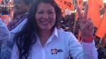 Congresista fujimorista negó haber mentido ante el JNE en su hoja de vida - Noticias de lucia carlessi