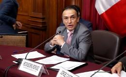 Carlos Moreno: Fiscalización recibió facultades para investigarlo