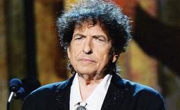 Bob Dylan reconoce el Noble en su página web pero algo ocurrió