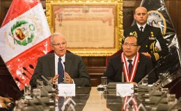PPK presidió reunión de Consejo de Estado en lucha anticorrupción