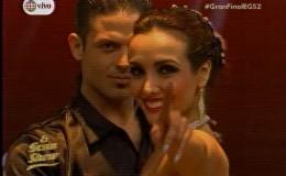 Rosángela y Lucas Piro: este fue el Tango que los llevó a la victoria