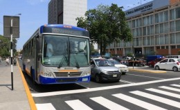 Corredor Azul: nuevos servicios expreso funcionarán desde el 1 de noviembre