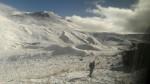 Ayacucho: reportan despistes y accidentes por acumulación de nieve - Noticias de accidentes vehicular