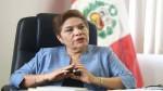 Presidenta del Congreso no asistirá a la reunión de Consejo de Estado - Noticias de fernando zavala