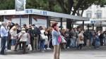 Italia: sindicatos protestan con huelgas contra gobierno de Renzi - Noticias de papa francisco