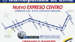 Corredor Azul: MML incorporará nuevos servicios 301 Expreso y Expreso Centro - Noticias de juan ma
