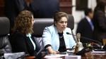 """Luz Salgado: aseguró que no """"desairó a nadie"""" al no ir a Consejo de Estado - Noticias de pedro pablo kuczynski"""