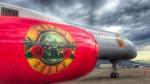 Guns N' Roses en Lima: este el avión que traerá a la banda - Noticias de axl roses