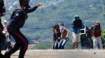 Venezuela: denuncian 27 heridos durante protesta por freno a referendo - Noticias de vielma mora