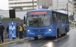 Pasaje del Corredor Azul subirá a S/1.50