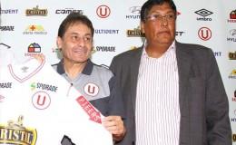 Universitario: Raúl Leguía quiere renovarle a Chale antes de dejar el club