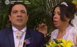 AFHS: Reina y Lucho nunca olvidarán su trágica boda
