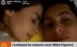 Milett Figueroa: aumentan rumores de romance con bailarín de 'El Gran Show'