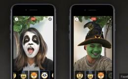 Facebook tendrá filtros al estilo Snapchat por Halloween