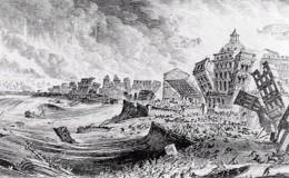 Se cumplen 270 años del terremoto más devastador ocurrido en Lima