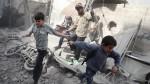 Siria: al menos 35 muertos deja bombardeo contra escuelas - Noticias de unicef