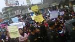 Independencia: padres toman colegio exigiendo construcción de pabellón - Noticias de cayetano heredia