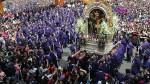 Señor de los Milagros: este es el recorrido de la procesión de hoy - Noticias de universidad federico villarreal
