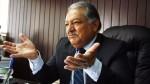 Julio Galindo fue destituido del cargo de procurador - Noticias de julio galindo