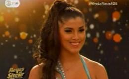Yahaira Plasencia regresó a Reyes del Show para defender su título