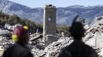Italia sufrió terremoto de 6.5 grados de magnitud - Noticias de fabrizio prado