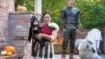 Facebook: así celebró Halloween la familia de Mark Zuckerberg - Noticias de micky mouse