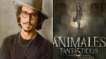 Johnny Depp se unirá al mundo de Harry Potter - Noticias de david yates