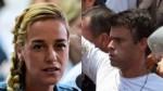 Leopoldo López dio fe de vida con grito desde la cárcel - Noticias de lilian thuran