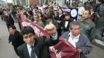 Poder Judicial: trabajadores continúan en paro definido - Noticias de huelga poder judicial