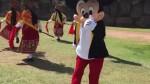 Mickey Mouse celebró su cumpleaños en Cusco - Noticias de mickey mouse