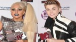 Justin Bieber y Lady Gaga triunfan en los Premios MTV Europe - Noticias de mtv video music awards 2015