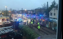 Londres: siete muertos y más de 50 heridos tras accidente ferroviario