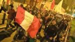 Estudiantes y PNP coordinaron medidas de seguridad para marcha contra BCR - Noticias de rafael huaman