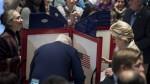 Elecciones en Estados Unidos: fotos de la jornada electoral - Noticias de bruce springsteen