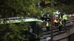 Londres: siete muertos y 50 heridos al descarrilarse un tren - Noticias de accidente de tren