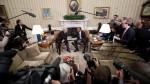 """Trump tras reunirse con Obama: Estoy """"impaciente"""" por trabajar con él - Noticias de carl icahn"""