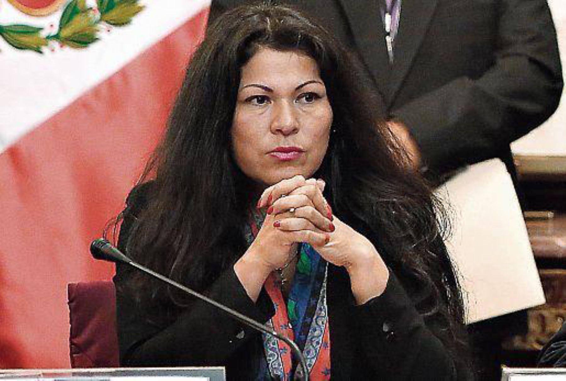 Comisión de Ética investigará a la fujimorista Yesenia Ponce