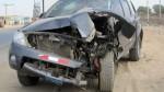 Huaura: 2 muertos en choque vehicular registrado en la Panamericana Norte - Noticias de choque de buses